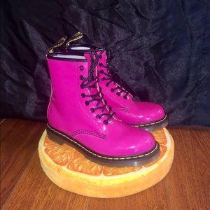 Dr. Martens Shoes - Brand🆕 Dr. Martens Hot Pink Boots 💕