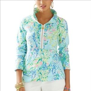 Lilly Pulitzer Tops - ⚡️SALE⚡️Lilly Pulitzer Popover