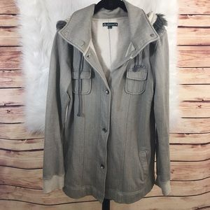 Ezekiel Jackets & Blazers - Ezekiel herringbone jacket (preloved)