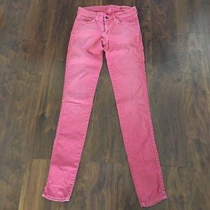 Siwy Denim - Siwy garment dyed color skinny