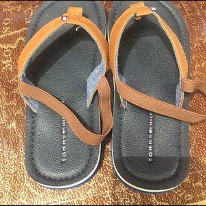 8ea031ae38e43 Tommy Hilfiger Shoes - Tommy Hilfiger boys(toddler) slip-on sandals