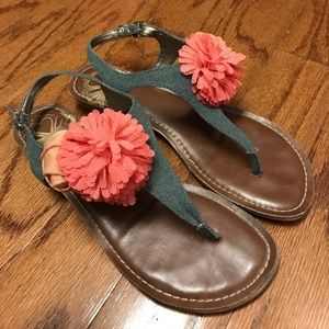 Fergalicious Shoes - Fergalicious Flat Sandals