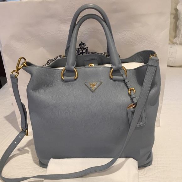 1b7e41ba6eba Prada Vitello Daino BN1713. M 58d04540c6c79595b8120875. Other Bags ...