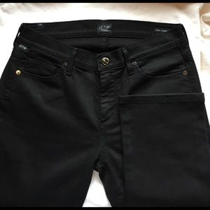 Citizens of Humanity Denim - COH 28X32 BLACK STRAIGHT leg Jeans, Rich color