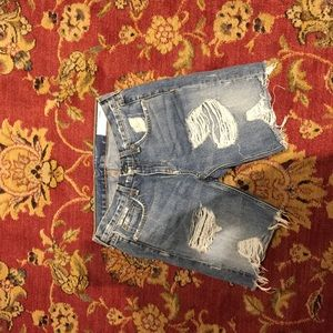 Rag and Bone shorts size 25 (would fit 26)