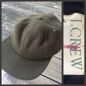 J. Crew Other - Men's J. Crew Vintage Felt Hat XL