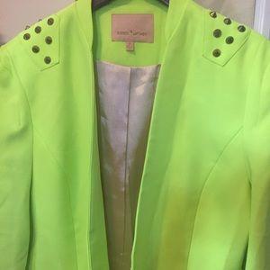 Gibson Latimer Jackets & Blazers - Lime Green Blazer- NWT