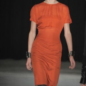 Thakoon Dresses & Skirts - Thakoon wool and silk graded dress