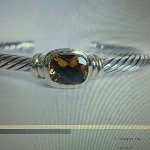 David Yurman Jewelry - David Yurman cable bracelet. Retired pattern.