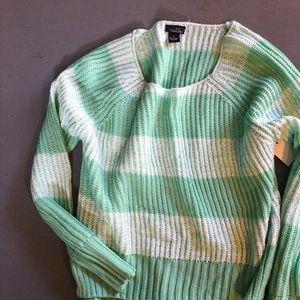 Rue 21 stripe sweater