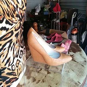 Zigi Soho Shoes - NWOT Wedges NEVER WORN