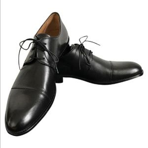 Gucci Other - 👞Lace up Black Leather Men's Dress Shoe 11.5 NWT