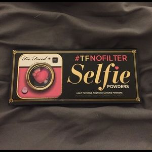 Too Faced Other - Too Faced Selfie Powders Palette