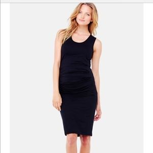 Ingrid & Isabel Dresses & Skirts - Ingrid & Isabel Black maternity dress. Size M