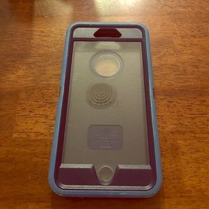 OtterBox Accessories - iPhone 6/6S Plus Blue Otterbox Case