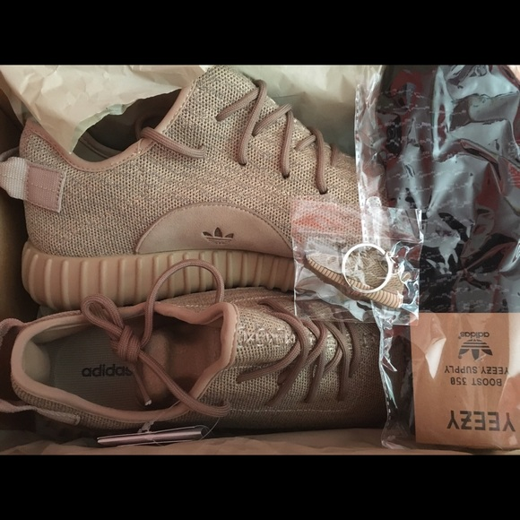 BRAND NEW Adidas YEEZY Boost 350 OXFORD TAN AQ2661