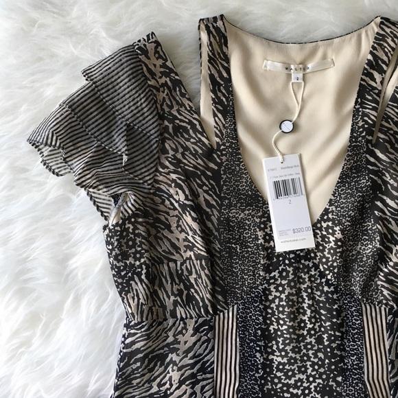 Walter Baker Dresses & Skirts - BRAND NEW! Walter Baker Floral Print V-Neck Dress