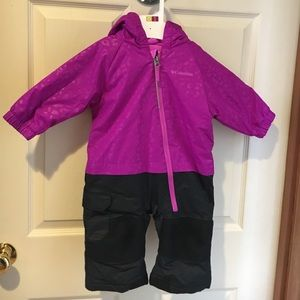 Columbia Other - Columbia baby little dude suit - size 6-12 months