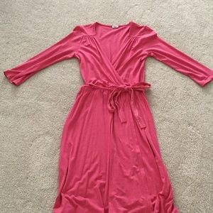 Splendid Dresses & Skirts - Splendid Faux Wrap Dress
