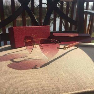 Cartier Accessories - Cartier Sunglass