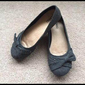 BONGO Shoes - EUC gray flats