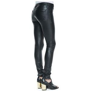 Blank NYC Pants - BLANK NYC spray on vegan leather pant