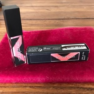 Smashbox Other - Smashbox ROSEWATER lip laquer