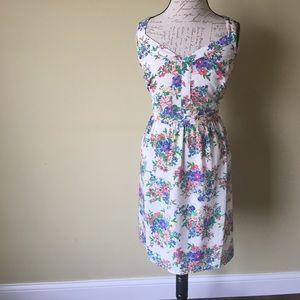 Forever 21 Dresses & Skirts - F21 Spring Floral Dress