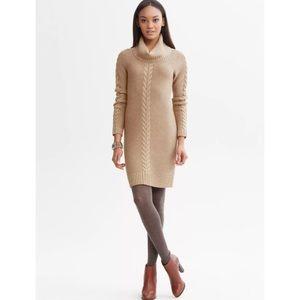 Banana Republic Dresses & Skirts - Banana Republic Turtleneck Sweater Dress