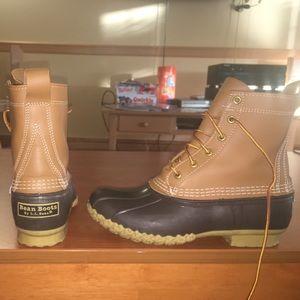 Women L.L. Bean Boots 8''