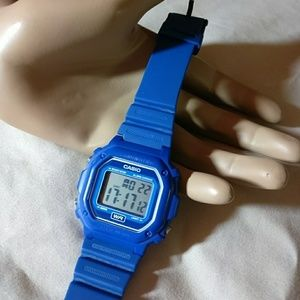 Casio Other - Blue Retro Casio Illuminator Watch