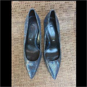 Zara Shoes - Zara Leather Heels