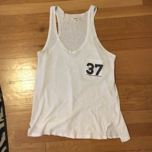 Madewell 37 pocket loose fit tank top
