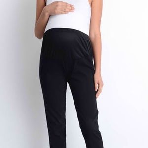 Tutu Fashion Pants - Maternity Pants, Straight Leg