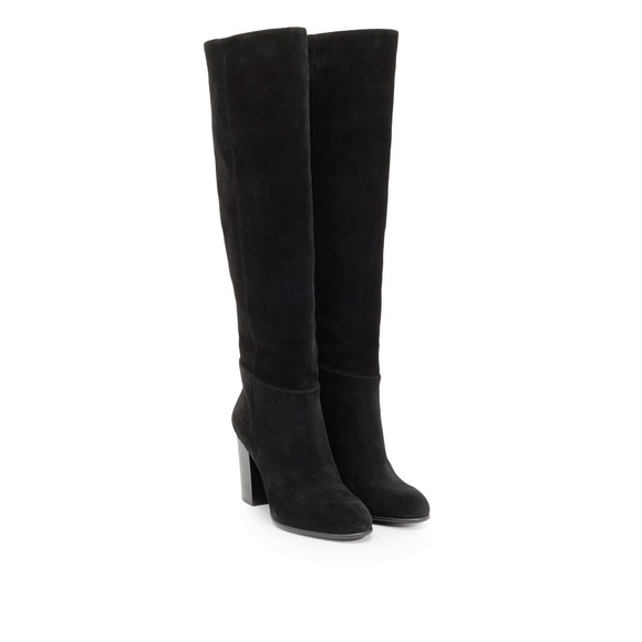 NWOT Sam Edelman Silas suede knee boots