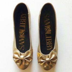 Sam & Libby Shoes - Sam and Libby Bow Flats