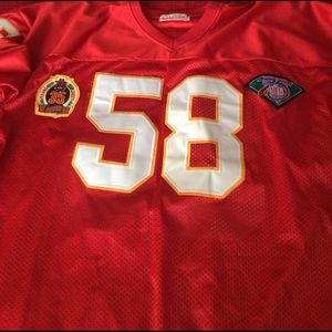 quite nice 96b2d 66d95 Kansas City Chiefs Derrick Thomas jersey