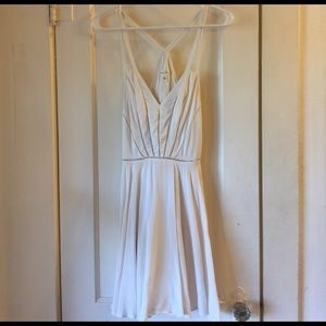 """Urban Outfitters Dresses & Skirts - Urban Outfitters """"Silence + Noise"""" White Sundress"""