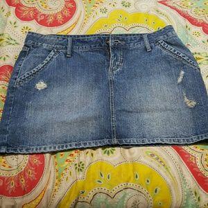 Apt. 9 Dresses & Skirts - RE-POSH...Denim Skirt