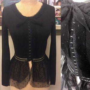 Anna Sui Sweaters - Light cardigan Vintage Anna Sui