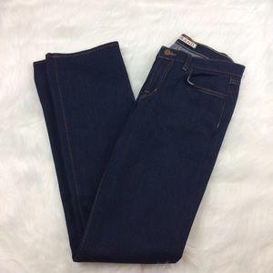 J Brand Denim - J Brand straight leg dark wash jeans size 27