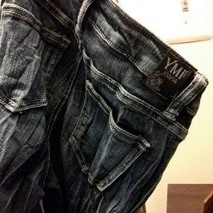 YMI Denim - Cool Jeggins worn twice