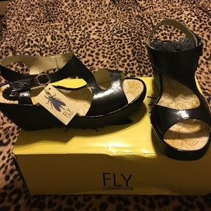 Fly London Shoes - Wedge