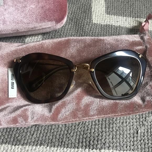 Miu Miu Accessories - Authentic miu miu sunglasses