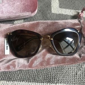 Miu Miu Accessories - Authentic miu miu sunglasses
