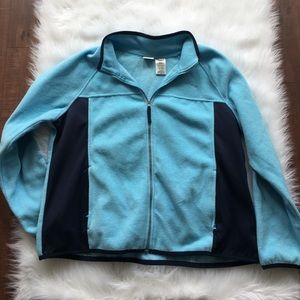 athletic works Tops - Nice blue fleece jacket