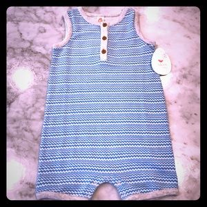 Stem Baby Other - 100% Organic Cotton Romper by Stem Baby- NWT