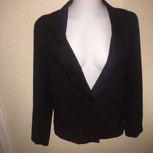 Black Blazer Size 4
