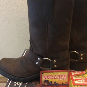 Durango Shoes - Ladies size 9 Durango Boots, With Box