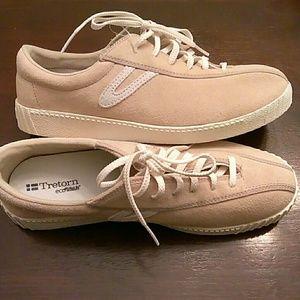 Tretorn Shoes - New Rare Suede Tretorns